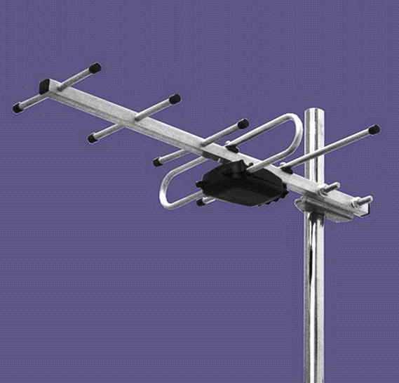 Уличная антенна для телевидения своими руками